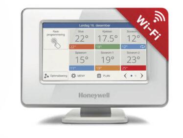 Honeywell termostat / evohome wi-fi / app